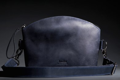 MOON BAG // NAVY BLUE