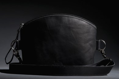 MOON BAG // BLACK