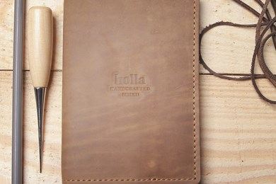 PASSPORT COVER // OLIVE BROWN